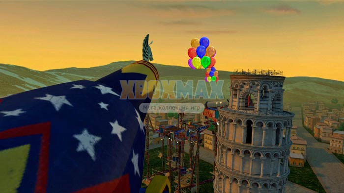 Скачать торрент Madagascar 3: The Video Game [GOD/RUS] для xbox 360 без регистрации