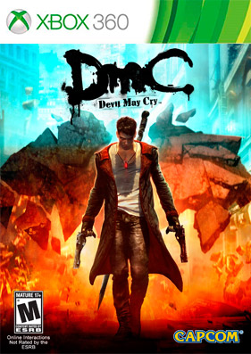 Скачать торрент DMC: Devil May Cry Complete Edition [GOD/RUSSOUND] для xbox 360 без регистрации