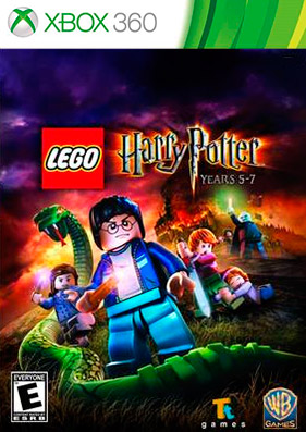 Скачать торрент LEGO Harry Potter: Years 5-7 [REGION FREE/RUS] (LT+3.0) для xbox 360 без регистрации