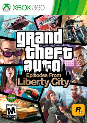 Скачать торрент Grand Theft Auto: Episodes from Liberty City [REGION FREE/RUS] для xbox 360 без регистрации