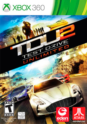 Скачать торрент Test Drive Unlimited 2 [REGION FREE/RUS] для xbox 360 без регистрации