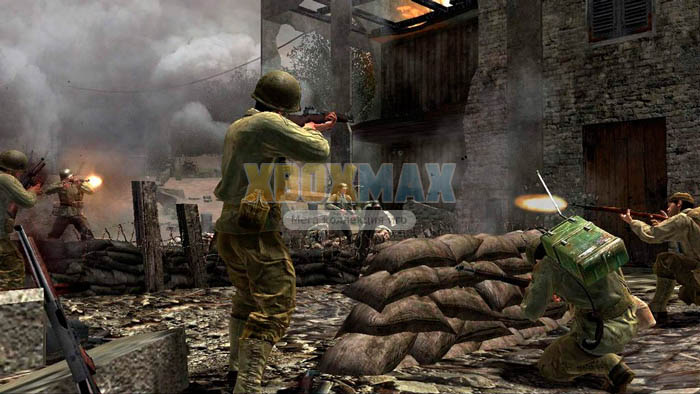 Скачать торрент Call of Duty 3 [REGION FREE/RUSSOUND] для xbox 360 без регистрации