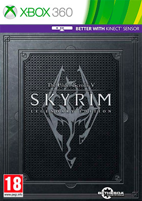 Скачать торрент The Elder Scrolls V: Skyrim [PAL/RUSSOUND] (LT+2.0) для xbox 360 без регистрации