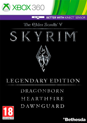 Скачать торрент The Elder Scrolls V: Skyrim - Legendary Edition [DLC/GOD/RUSSOUND] для xbox 360 без регистрации