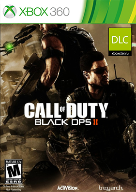 Скачать торрент Call of Duty: Black Ops 2 All dlc [DLC/GOD/RUSSOUND] для xbox 360 без регистрации