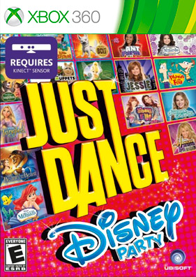 Скачать торрент Just Dance: Disney Party [REGION FREE/GOD/ENG] для xbox 360 без регистрации