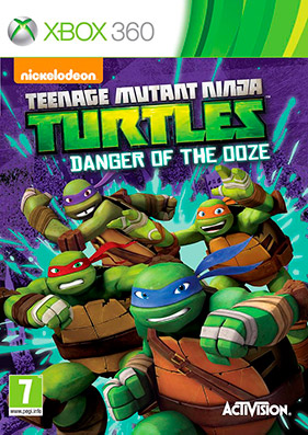 Скачать торрент Teenage Mutant Ninja Turtles: Danger of the Ooze [ENG] (LT+1.9 и выше) для xbox 360 без регистрации