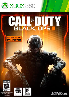 Скачать торрент Call Of Duty Black Ops 3 [REGION FREE/RUS/MULTI] (LT+3.0) для xbox 360 без регистрации