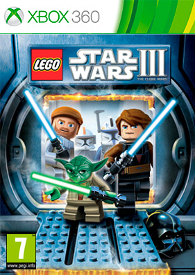 Скачать торрент LEGO Star Wars 3: The Clone Wars [REGION FREE/GOD/RUS] для xbox 360 без регистрации