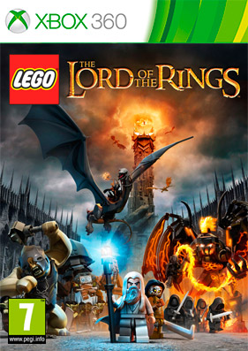 Скачать торрент LEGO The Lord of the Rings [REGION FREE/RUS] (LT+2.0) для xbox 360 без регистрации