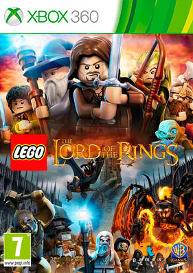 Скачать торрент LEGO The Lord of the Rings [REGION FREE/RUS] (LT+3.0) для xbox 360 без регистрации