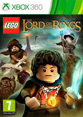 Скачать торрент LEGO The Lord of the Rings [REGION FREE/GOD/RUS] для xbox 360 без регистрации