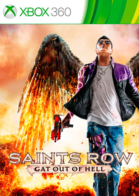 Скачать торрент Saints Row: Gat Out of Hell [REGION FREE/RUS] (LT+3.0) для xbox 360 без регистрации
