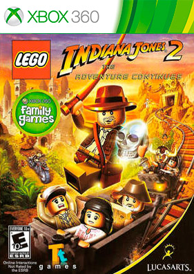 Скачать торрент LEGO Indiana Jones 2: The Adventure Continues [REGION FREE/GOD/RUS] для xbox 360 без регистрации