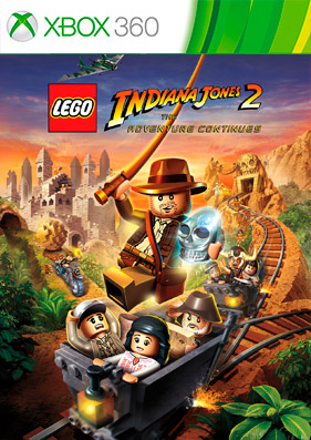 Скачать торрент LEGO Indiana Jones 2: The Adventure Continues [REGION FREE/RUS] для xbox 360 без регистрации