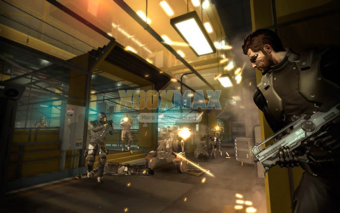 Скачать торрент Deus Ex: Human Revolution + DLC [REGION FREE/GOD/RUSSOUND] для xbox 360 без регистрации
