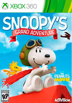 Скачать торрент The Peanuts Movie: Snoopy's Grand Adventure [REGION FREE/GOD/ENG] для xbox 360 без регистрации