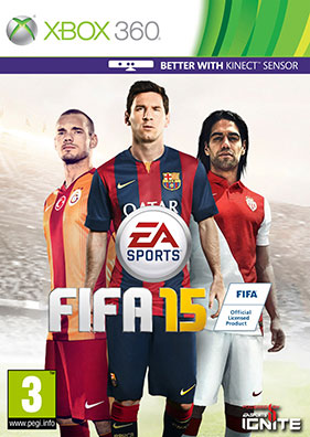 FIFA 15 (GOD/RUSSOUND)