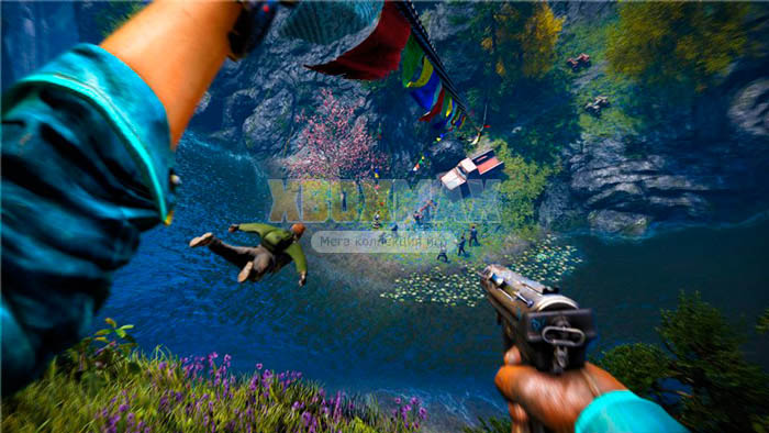 Скачать торрент Far Cry 4: Escape from Durgesh Prison [DLC/RUSSOUND] для xbox 360 без регистрации