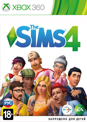 (Xbox 360) The Sims 4