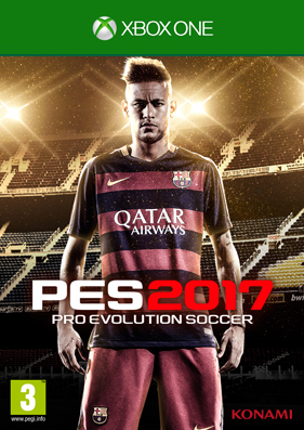 Скачать торрент (Xbox One) Pro Evolution Soccer / PES 2017 для xbox one s,x без регистрации