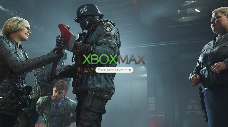 Скачать торрент Wolfenstein II: The New Colossus [Xbox One] на xbox One без регистрации