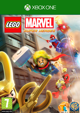 Скачать торрент LEGO Marvel Super Heroes [Xbox One] на xbox One без регистрации