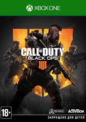 Скачать торрент Call of Duty: Black Ops 4 [Xbox One] на xbox One без регистрации