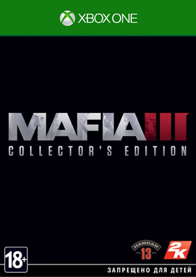 Скачать торрент Mafia III Collector's Edition [Xbox One] для xbox one s,x без регистрации