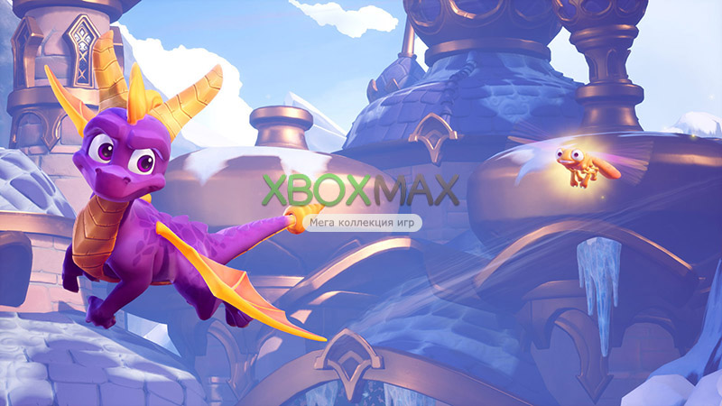Скачать торрент Spyro Reignited Trilogy [Xbox One] для xbox one s,x без регистрации