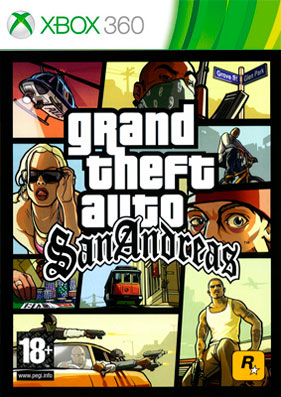Скачать торрент Grand Theft Auto: San Andreas HD (GOD/ENG) на xbox 360 без регистрации