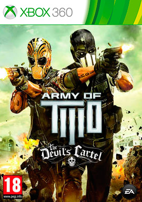Скачать торрент Army of TWO: The Devil's Cartel [REGION FREE/GOD/ENG] для xbox 360 без регистрации
