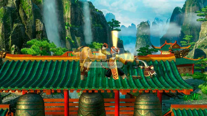 Скачать торрент Kung Fu Panda: Showdown of Legendary Legends [ENG] (LT+1.9 и выше) на xbox 360 без регистрации
