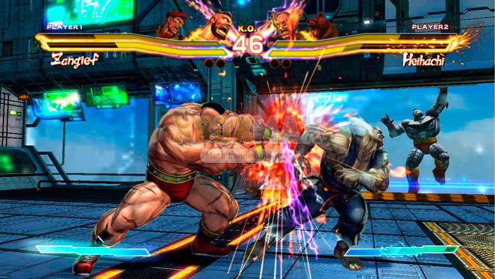 Скачать торрент Ultra Street Fighter 4: The Complete Edition [DLC/GOD/ENG] для xbox 360 без регистрации