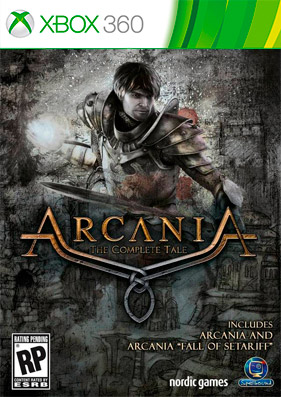 Скачать торрент Arcania: The Complete Tale [REGION FREE/RUSSOUND] (LT+3.0) на xbox 360 без регистрации