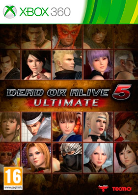 Скачать торрент Dead or Alive 5: Ultimate [REGION FREE/GOD/ENG] на xbox 360 без регистрации