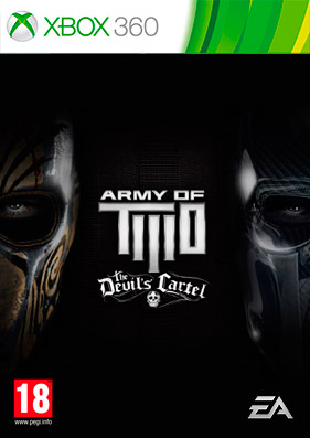 Army of TWO: The Devil's Cartel [REGION FREE/ENG] (LT+3.0)