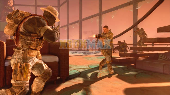 Скачать торрент Spec Ops: The Line [REGION FREE/RUS] (LT+3.0) на xbox 360 без регистрации