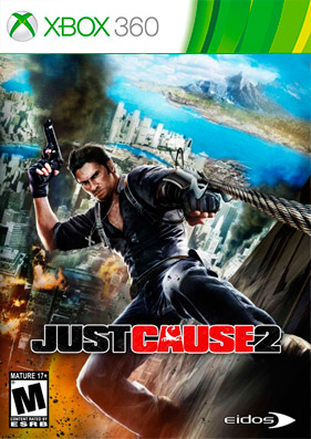 Скачать торрент Just Cause 2 [REGION FREE/RUSSOUND] для xbox 360 без регистрации