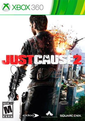 Скачать торрент Just Cause 2 [REGION FREE/GOD/RUSSOUND] на xbox 360 без регистрации