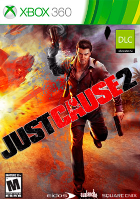 Скачать торрент Just Cause 2 + ALL DLC [REGION FREE/GOD/RUSSOUND] на xbox 360 без регистрации