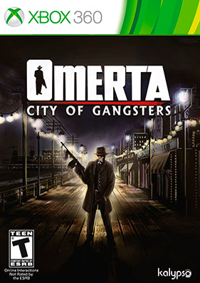 Omerta: City of Gangsters [REGION FREE/GOD/RUS]