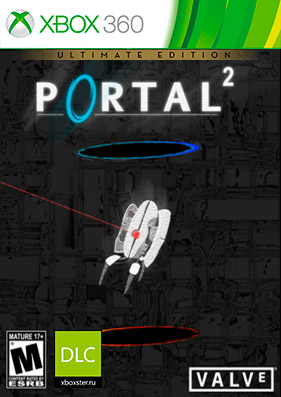 Скачать торрент Portal 2 Ultimate Edition [GOD/RUSSOUND] на xbox 360 без регистрации