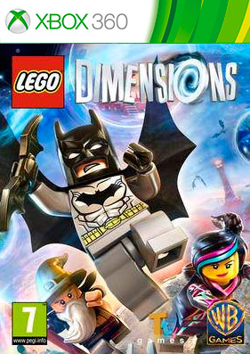 Скачать торрент Lego: Dimensions [REGION FREE/GOD/ENG] на xbox 360 без регистрации