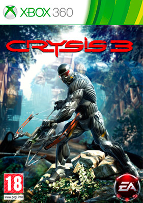 Скачать торрент Crysis 3 [REGION FREE/GOD/RUSSOUND] на xbox 360 без регистрации