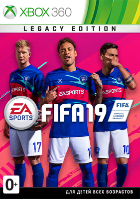 Скачать торрент FIFA 19. Legacy Edition [PAL/RUSSOUND/MULTI] (LT+3.0) для xbox 360 без регистрации