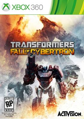 Скачать торрент Transformers: Fall of Cybertron [REGION FREE/RUS] (LT+3.0) на xbox 360 без регистрации