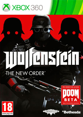 Wolfenstein: The New Order [GOD/RUS]