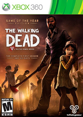 Скачать торрент The Walking Dead: Game of the Year Edition [REGION FREE/ENG] на xbox 360 без регистрации