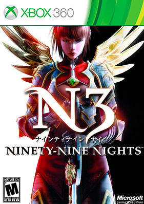 Скачать торрент N3: Ninety-Nine Nights [REGION FREE/RUS] на xbox 360 без регистрации